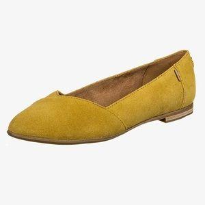 Toms Julie D'Orsay Slip-On Ballet Flats